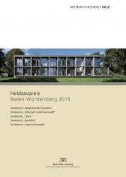 Holzbaupreis BW Deckblatt