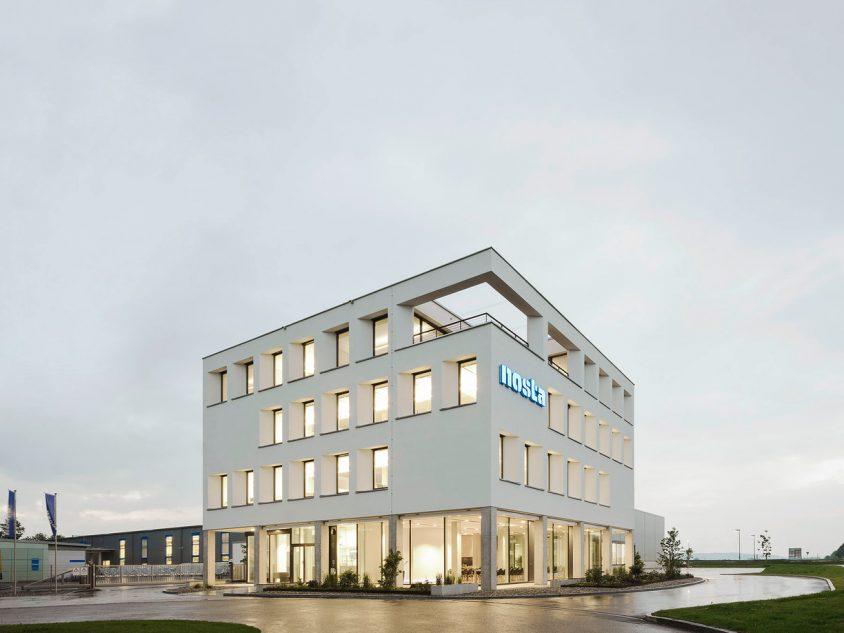 Neubau Bürogebäude in Höchstädt/Donau